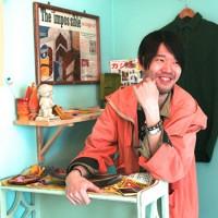 中崎町の古着屋「Orange」オーナー松永勇樹さんにショップインタビュー