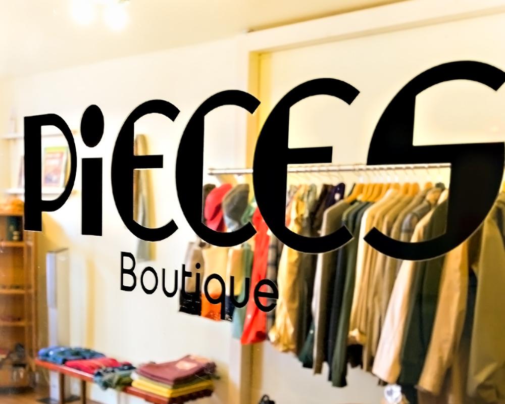 pieces boutique