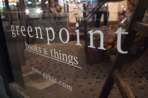 greenpoint books & things