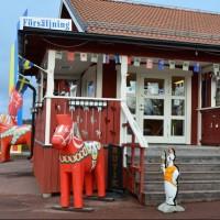 スウェーデン人の心の故郷♪ムーラのおしゃれなダーラヘストの工房とショップに行ってきました☆