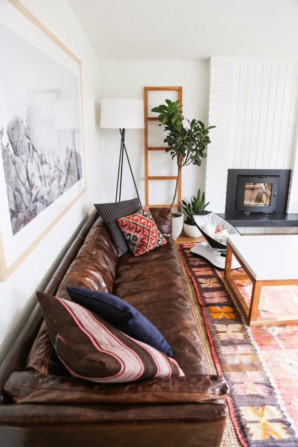 California House Home Tour Cup of Jo Living Room 1 (2)