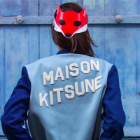 おしゃれブランド「Maison Kitsune」がファッション熱をさらにあつくする!