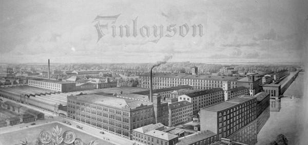 finlayson_historia