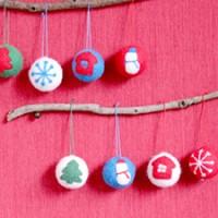 naturalkitchenのクリスマス雑貨でかわいいインテリア♪