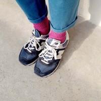 健康エクササイズとトレンドを。ニューバランスの靴はオススメですよ☆