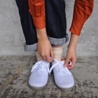 カルフォルニア生まれのシンプルで普遍的、でも楽しい靴「ZIG ZAG」