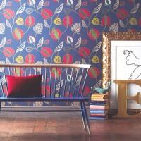 賃貸でもおしゃれな部屋に住みたい!DIYで簡単に壁紙アレンジ☆
