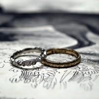 特別な日に送りたい♡世界にひとつだけの指輪「Rust」