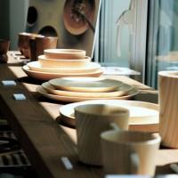 美しい木目と人肌のように温かい木の感触。「高橋工芸」の木製食器使い心地①
