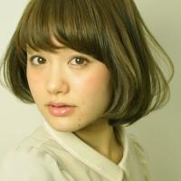 愛されヘア♡前髪アリのワンカールミディアムヘアが大集合!