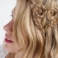 もはや芸術!器用な人にぜひ挑戦して欲しい「アートな編み込みヘア」特集