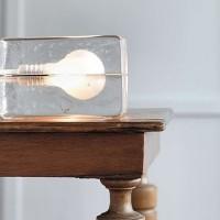 柔らかい光が魅力☆数多くのデザイン賞を受賞した【ハッリ・コスキネンのBLOCK LAMP】が素敵