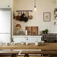 キャビネットとカウンターだけのキッチンは卒業!『壁キッチン』を探せ♪