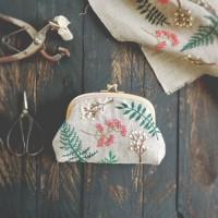 ダイナミックに盛り上がる動植物☆樋口愉美子の華麗なる刺繍ワールド♡