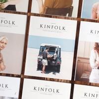 シンプルで美しく暮らしたい。【KINFOLK】はそんなあなたのバイブルです。