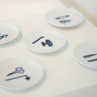 白と藍色のコントラストがとても魅力的☆食卓が楽しくなる熊本充子さんの器♪