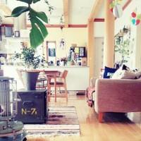 シンプルで温かい【モモナチュラル】の家具を使ったインテリア実例まとめ☆