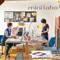 パリ発大人可愛いライフスタイルブランド【mini labo】でお部屋に春を呼び込もう♪
