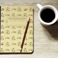 アメリカ生まれの環境にも嬉しいノート♪マイケルロジャーのコンポジションノートブック