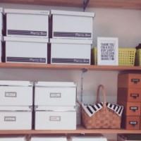100均セリア収納箱「Plenty Box」を使うとこんなにカッコよく収納できます!