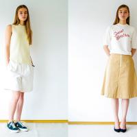 普段使いに適した上質な服を!元フィルメランジェのデザイナーが作る最新ブランド「AURALEE」♪