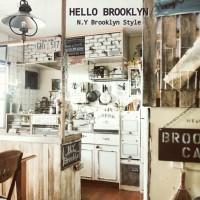 ブルックリンカフェ風インテリアDIYの達人!reenaaさんのお部屋がすごい!