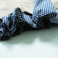 洗いざらしでもずっと着られる服 【HOMSPUN / ホームスパン】でリラックスコーデ♪
