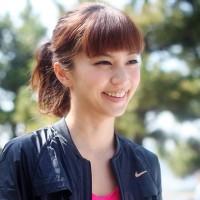 笑顔はじけるタレント!安田美沙子さんの好感度はヘアスタイルから生まれています☆