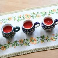 食卓の雰囲気を暖かく華やかに☆KERSNのポーランドの伝統食器【ポーリッシュポタリー】が可愛い!