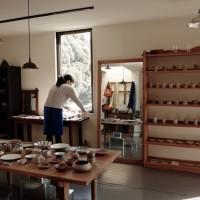 イラストや模様が可愛らしい♡注目の陶芸家【高坂千春】さんが作る器の数々