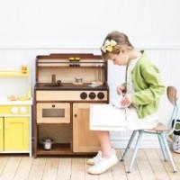 リビングや子ども部屋に♡インテリアにもなるおままごとキッチンはいかが?