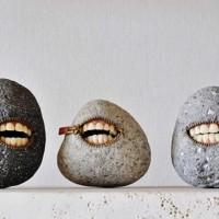 """え!?これが石なの?思わず二度見してしまう、伊藤博敏さんの""""ストーンアート""""が気になる☆"""