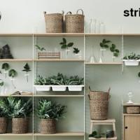 壁掛け棚でデッドスペースを有効活用、無印やstringがオススメ☆