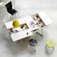 こんな所が開くの?変形する家具はコンパクトな生活の味方です♪