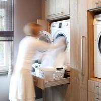 洗濯機、どこに置く?洗面所以外に置かれているグッドアイデアをリサーチ☆