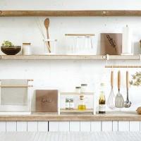 【tosca/キッチンタオルハンガー】キッチンをプチ北欧風にコーディネイトしませんか。
