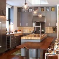 個性溢れるオシャレなキッチンカウンターで楽しくお料理したい!