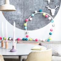海外で大人気!Small Balls Kit ♡毛糸玉のような。。まるくて可愛い光のボール