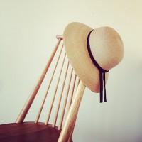 飾ってもカワイイ♡夏のおしゃれに欠かせない【アンキャシェット】の麦わら帽子を紹介します!