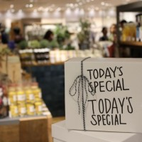 食と暮らしの大人のライフスタイルを提案する【TODAY'S SPECIAL 】のショップが素敵♪