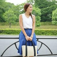大人女子にオススメ♡【三つ編み】で大人ガーリーコーディネート!!