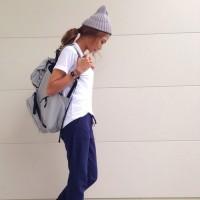 WEARで人気のTシャツ×ニット帽のコーデを厳選ピックアップ☆