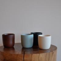 優しいフォルムとカラーがステキな【heath ceramics / ヒースセラミックス】のマグカップ☆