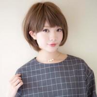 透明感NO.1☆夏はやっぱりマッド系カラーが軽い!