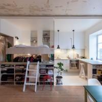 狭小住宅は日本だけのものじゃない!?海外のコンパクトリノベーションをピックアップ♪