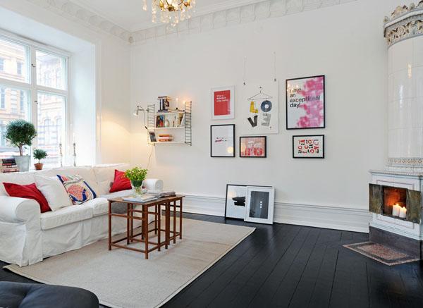 black-painted-floor-white-walls