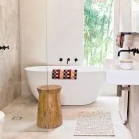 お風呂場のお悩み解決!いつもスッキリ清潔なバスルームにしておける3原則♪