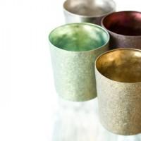 軽く、丈夫で、美しい。伝統と高度技術が生んだ【SUSgallery】 の真空チタンカップ