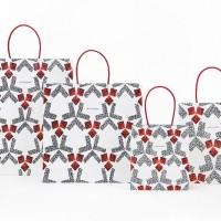三越・伊勢丹のショッピングバッグに学ぶテキスタイルの美