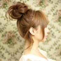 浴衣にピッタリ似合う♪可愛く魅せるヘアセット『簡単ヘアアレンジ』のポイント